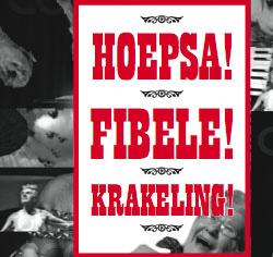 Hoepsa Fibele Krakeling